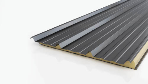 Sandwich Roof & Wall Panels